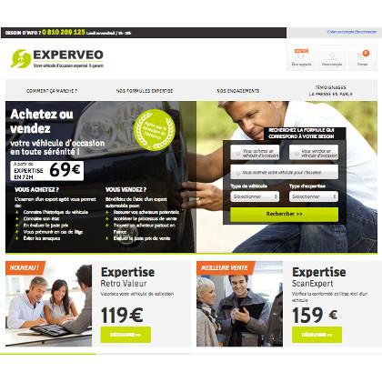 site web experveo