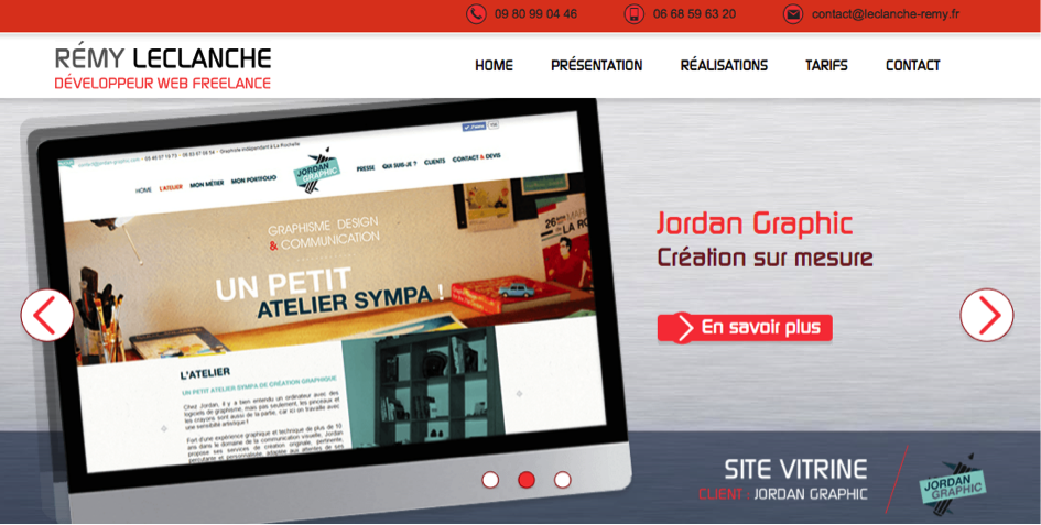 Site web remy leclanche
