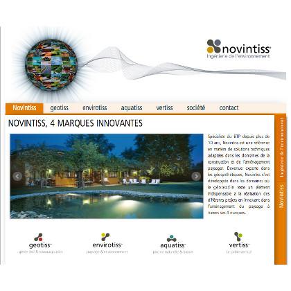 site web novintiss